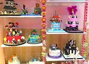 樱妮卡翻糖蛋糕