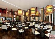 橘暮全日制餐厅 圣和府邸豪华精选酒店店