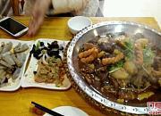 蜀江锅鱼粗粮炒鸡