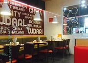 土大力休闲餐厅 大商新玛特中原新城店