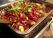 巫山香辣烤鱼