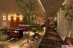 嘉定喜来登MIYABI雅日式餐厅