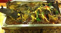 村夫烤鱼 图片