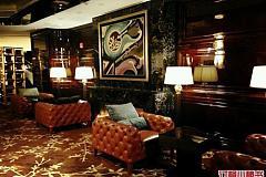 外高橋保稅區北站 外高橋喜來登酒店大堂酒廊