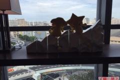 江湾体育场站 五角场凯悦酒店咖啡厅