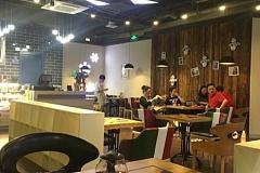 雪天使韩国雪花冰 金山五福商业广场店