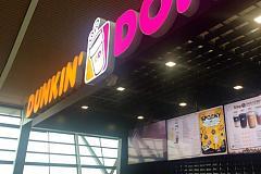 浦东国际机场站 Dunkin Donuts唐恩都乐