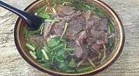 传统牛肉汤 图片