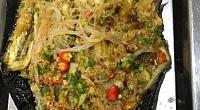 川五味中餐烧烤龙虾 图片