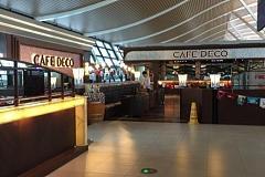 浦東國際機場站 Cafe Deco