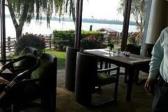 明珠湖生态服务中心 明珠湖度假村