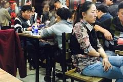 场中路站 老北京羊蝎子火锅