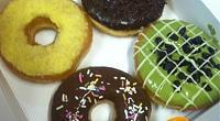 哆和纳兹甜甜圈 图片