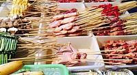 竹炭烧烤 图片
