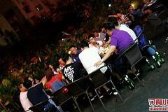 寶山路站 紅色聚會老北京羊蝎子火鍋