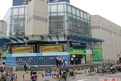 沃尔玛面包房 南浦大桥店