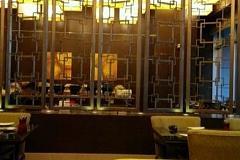 岚皋路站 明捷万丽酒店餐厅
