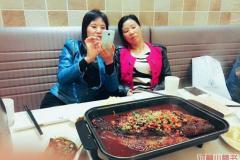 上海南站 诸葛烤鱼