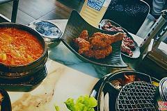 罗南新村站 崔家木炭烤肉