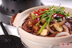 重庆鸡公煲 德平路店