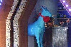 天禧嘉福酒店 上马蒙古来-碳烤羊腿