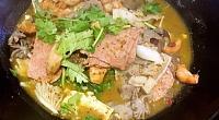 蜀记冒菜黄焖鸡米饭 图片