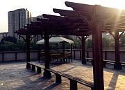 紫竹院啤酒广场