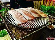 原始部落泥炉烤肉