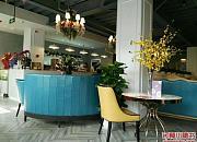 花舍咖餐厅 首博店