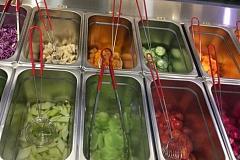 沙拉疯saladfun 五角场店