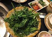 春耕乡野菜