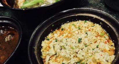韩国风味小吃 图片