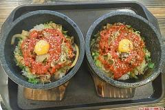 新松江路 美石记石锅拌饭