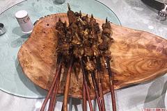曹杨路站 阿斯塔纳新疆美食餐厅