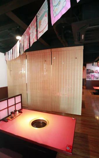 温馨的日式料理店