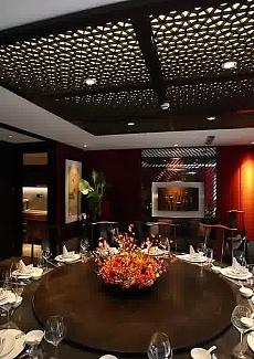 高端宴请的私密会所餐厅