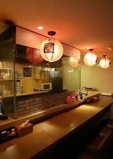 传统的居酒屋风格