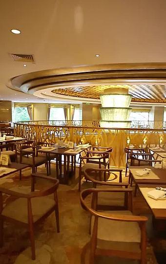 麗笙大酒店竟藏著一家輕奢餐廳