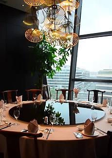 虹桥机场旁还有这样的商务宴请餐厅