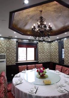 """""""上海厅""""有种老上海的氛围"""