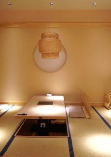 日式榻榻米包房