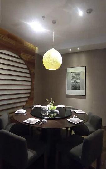 恬静、悠闲、私密,让心安静的用餐环境
