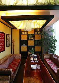 上海很有名的茶社之一