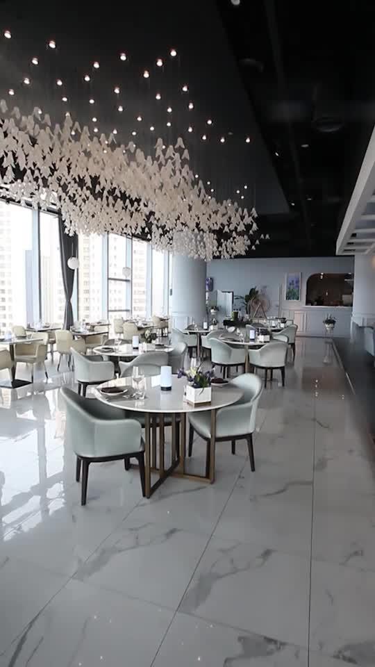 法式餐厅的精致、浪漫