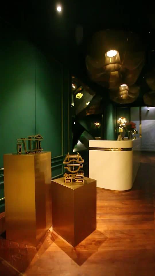 法国有名设计师Thomas Dariel倾力打造,处处冷艳!