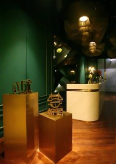 法国知名设计师Thomas Dariel倾力打造,处处惊艳!