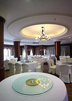 5楼的小型宴会厅