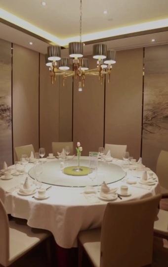 清新、多金加复古的混合气质餐厅