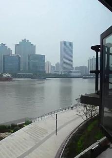 黄浦江边品茗觅饕好去处