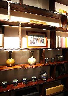 既是体验式丝绸艺术馆又是隐世的私房菜馆